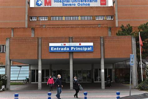 El Hospital de Leganés ya no admite más pacientes y se ...
