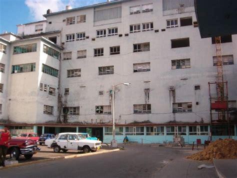 El Hospital Nacional, una muestra del deterioro de la ...