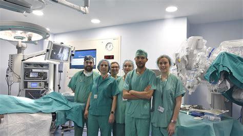 El Hospital Reina Sofía incorpora intervenciones ...