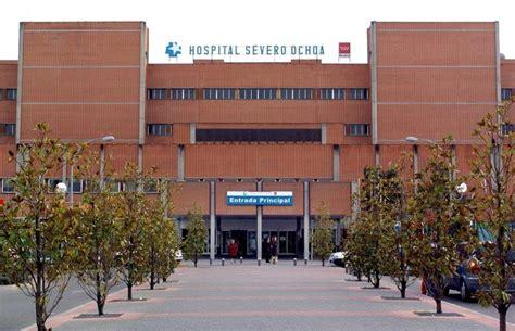 El Hospital Severo Ochoa de Leganés renueva su Maternidad ...