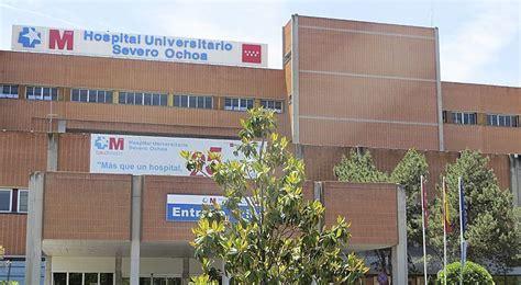 El Hospital Severo Ochoa forma parte de la primera red ...