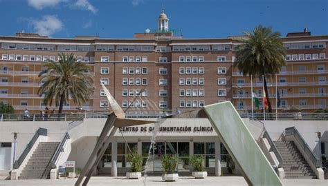 El Hospital Universitario Virgen del Rocío y Andex firman ...