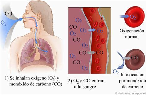 El Humo: Componentes del humo: Monóxido de carbono. CO
