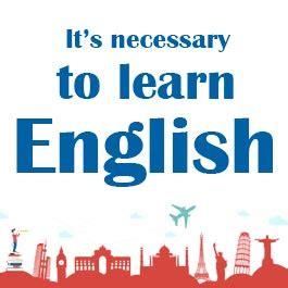 El idioma inglés es una necesidad ¡Ven a aprenderlo!