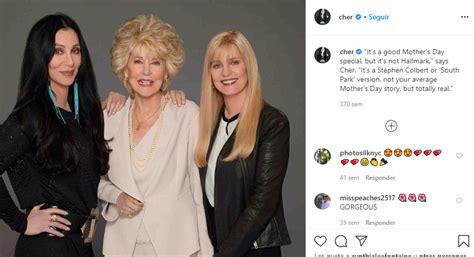 El impactante look de la mamá de Cher: tiene 94 años y ...