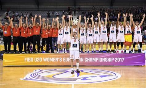 El imparable baloncesto femenino español: campeonas de ...