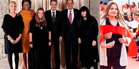 El impresionante cambio a lo pijo de Alba, la gótica hija ...