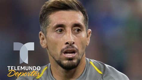 El impresionante cambio físico de Héctor Herrera post ...