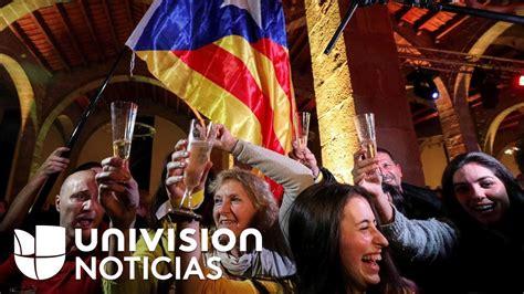 El independentismo catalán revalida su mayoría en un ...