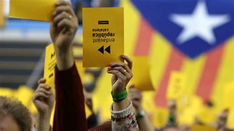 El independentismo catalán ultima una gran campaña ...