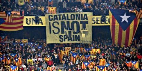 El independentismo catalán vuelve a aliarse con el Barsa