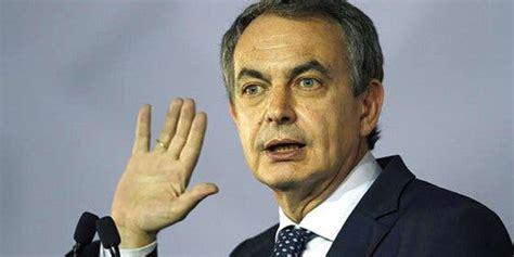 El inefable Zapatero reaparece más preocupado por salvar a ...