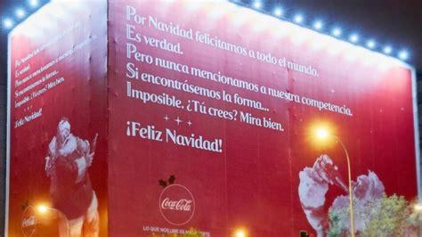 El insólito intercambio de saludos navideños entre Coca ...