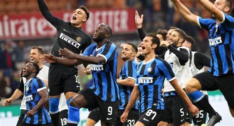 El Inter de Milán está de vuelta   Punto Medio