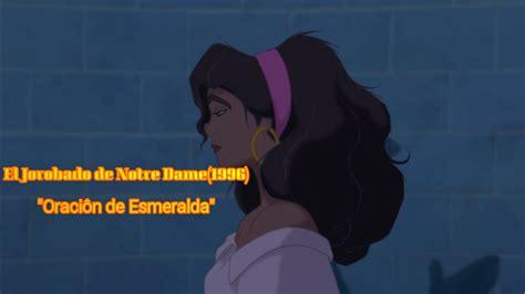 El Jorobado de Notre Dame   Canción de Esmeralda   YouTube