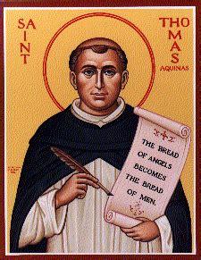 El Juego de Filosofar: Doctor Angélico, Santo Tomás de ...