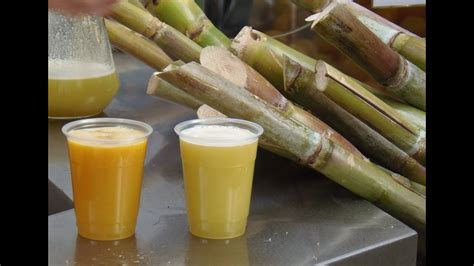 El Jugo de Caña de azúcar, una bebida de tradicón  Guarapo ...