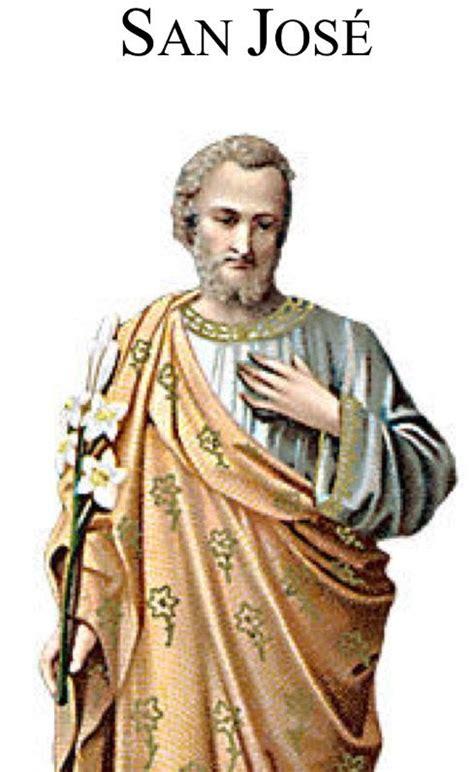 El Justo y Santo José, esposo de La Virgen María y papá de ...