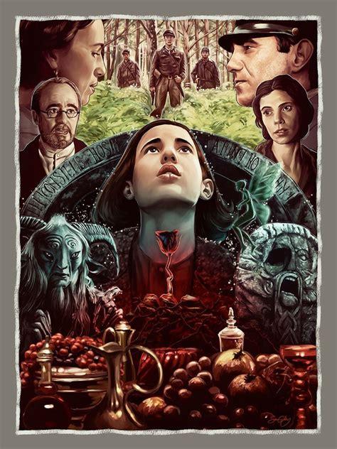 EL LABERINTO DEL FAUNO   Carteles de cine, Laberintos y ...