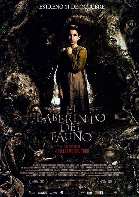 El laberinto del fauno   Película  2006    Dcine.org
