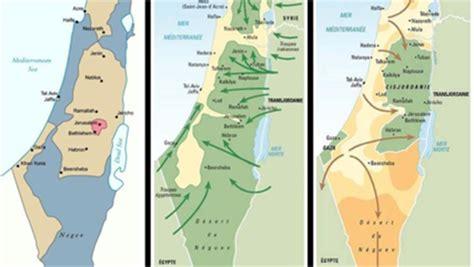 El largo conflicto árabe israelí en mapas   Nabarralde