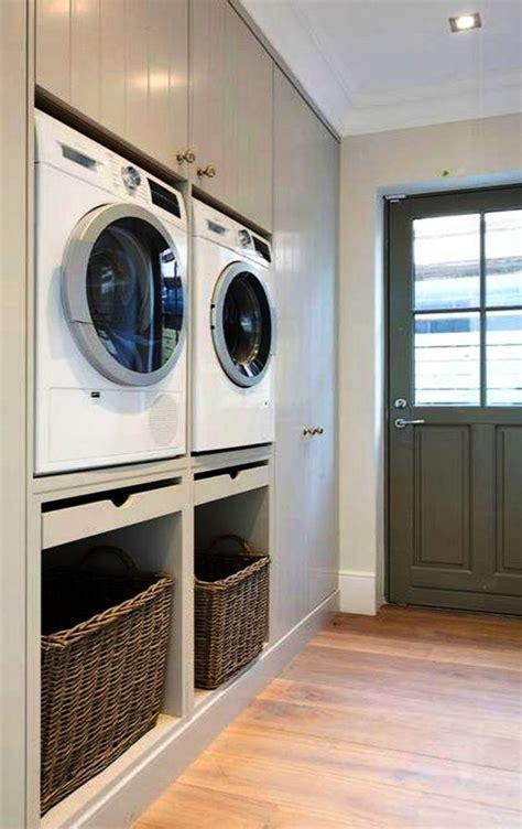 El lavadero perfecto! en 2020   Armario de lavandería ...