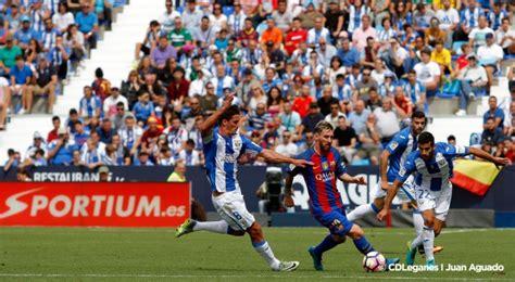 El Leganés Barcelona, designado como Día del Club ...