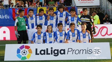 El Leganés disfrutó en su primera participación en LaLiga ...