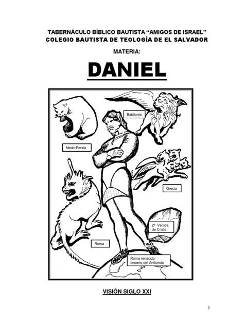 El libro de Daniel.pdf   Daniel  figura bíblica    Libro ...