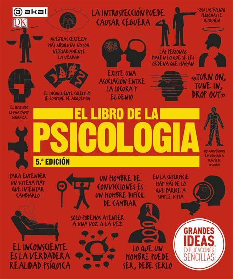 El libro de la psicología   Akal