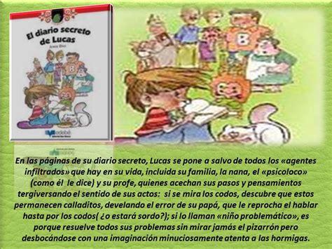 El Libro  El Diario Secreto de Lucas  del autor Jorge Díaz ...