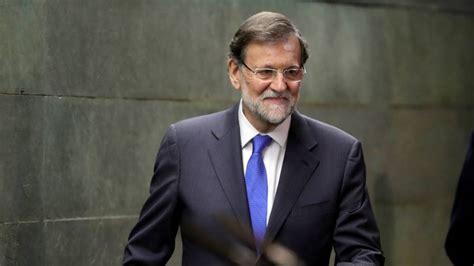 El lío con Mariano Rajoy para que sea candidato a la ...