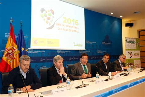 El MAGRAMA acoge la presentación del  Año Internacional de ...