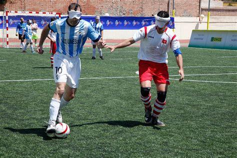 El Málaga, campeón de España de fútbol 5 para ciegos ...