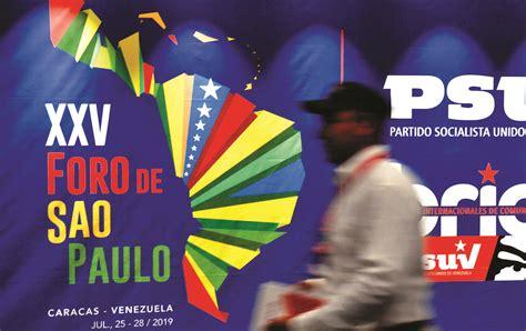 El Manifiesto de Caracas: Propuesta y promesa en el Foro ...