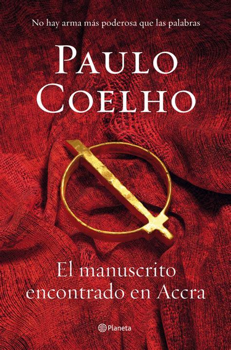 EL MANUSCRITO ENCONTRADO EN ACCRA   PAULO COELHO. | Libres ...