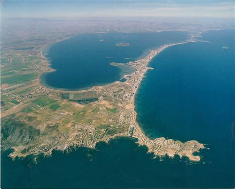 El Mar Menor de Murcia por Antonio A