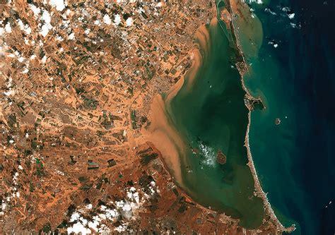 El Mar Menor: una catástrofe ecológica por culpa de la ...