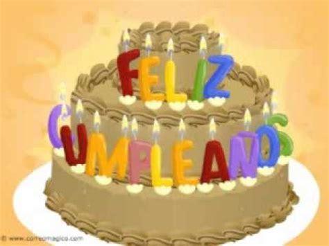 El más feliz cumpleaños   YouTube