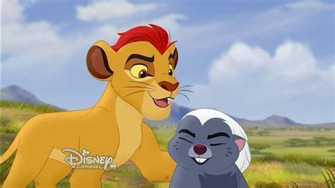 El Masintano   La Guardia del Leon   Disney Dibujos ...