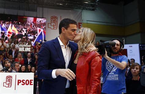 El matrimonio de Pedro Sánchez, en imágenes