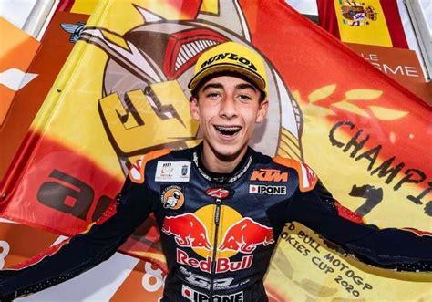 El mazarronero Pedro Acosta gana la Red Bull Rookies Cup ...