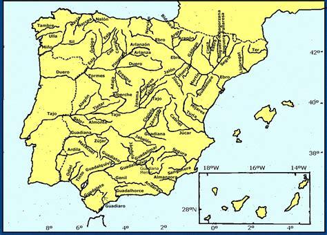 El medio físico y la organización territorial de España ...