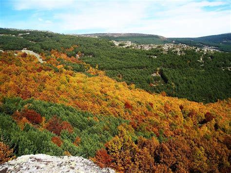 El Medio Natural en el Parque Natural Sierra de Cebollera
