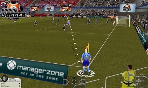 El mejor juego de futbol online   Juegos   Taringa!