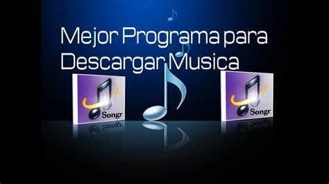 El mejor programa para descargar musica windows 8 2013 HD ...