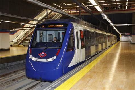 El metro de Madrid no vuela   La Huella Digital