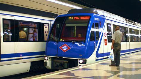 El metro de Madrid, una red de redes   Trenvista