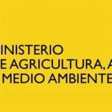 El Ministerio de Agricultura, Alimentación y Medio ...