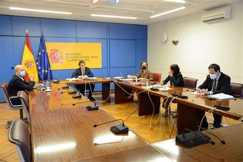 El Ministerio de Agricultura, Pesca y Alimentación analiza ...